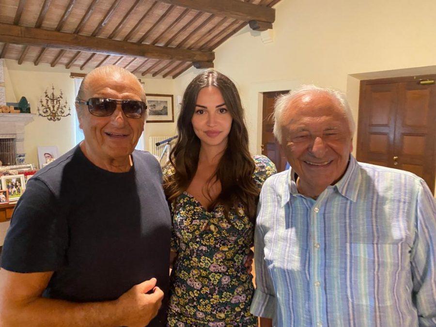 """Mogol e Tony Renis protagonisti del nuovo appuntamento di """"Felicità"""""""