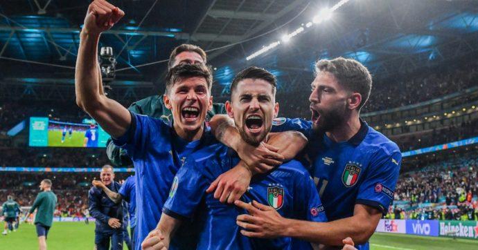 Ascolti Tv: l'Italia vola in finale e vola anche nello share