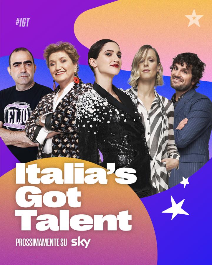 """""""Italia's Got Talent"""": una new entry al tavolo dei giudici"""