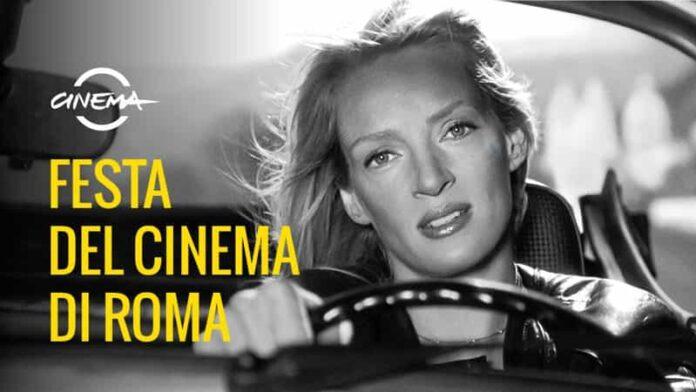 Festa del Cinema di Roma 2021: Uma Thurman è il volto del manifesto