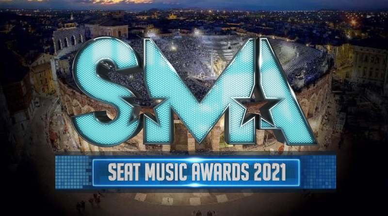 Seat Music Awards 2021: 3 fantastici appuntamenti ricchi di ospiti