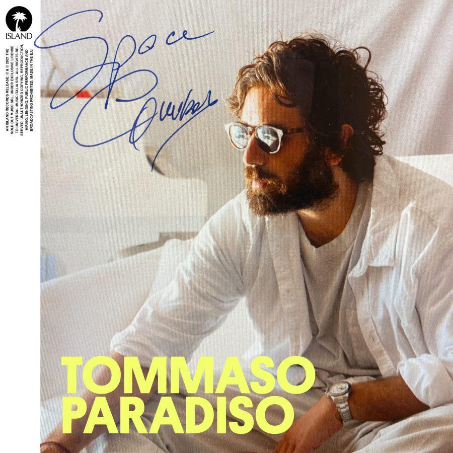 "Tommaso Paradiso: al via il pre-order del nuovo album ""Space Cowboy"""