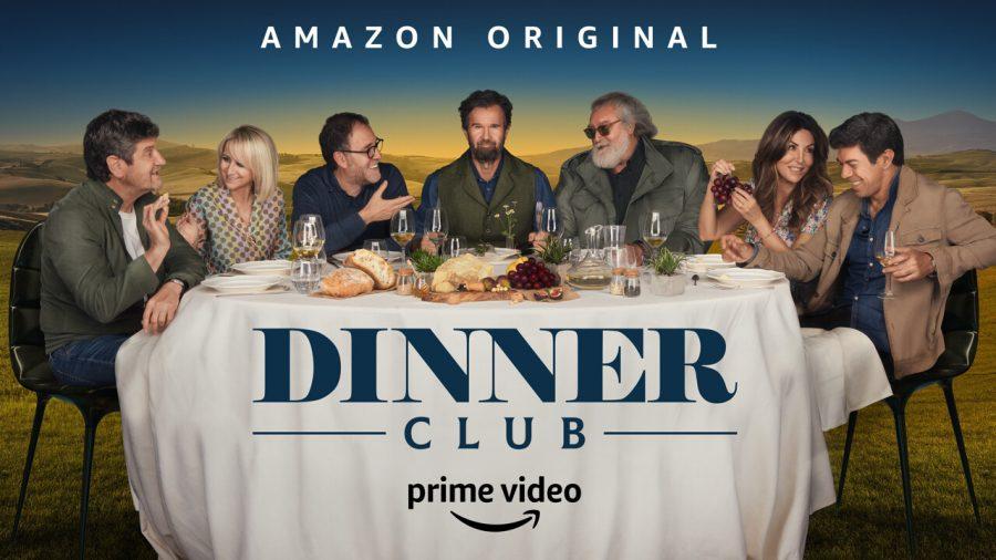 """""""Dinner Club"""": arriva il nuovo programma Amazon Prime Video"""